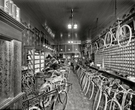 1912 Bike Shop