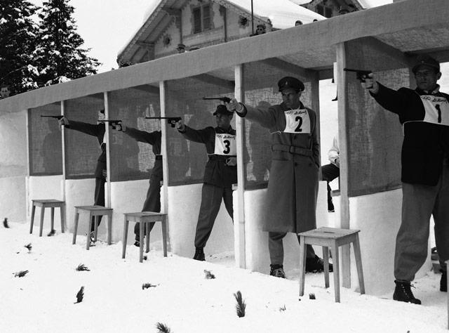 1948 Pentathlon
