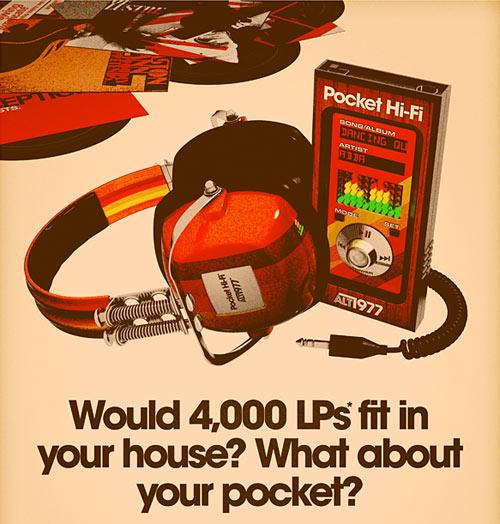 1977 iPod