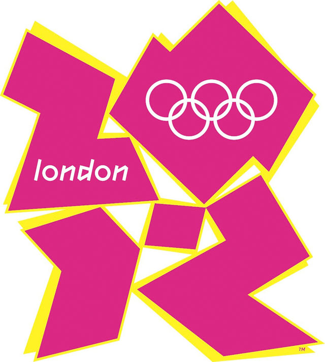 2012 Olympic Logo Lisa Simpson
