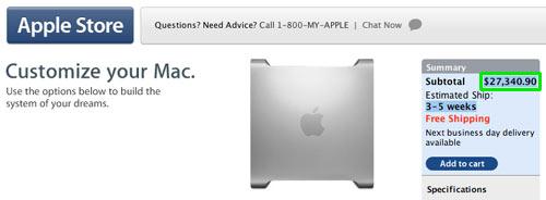 $27000 Apple