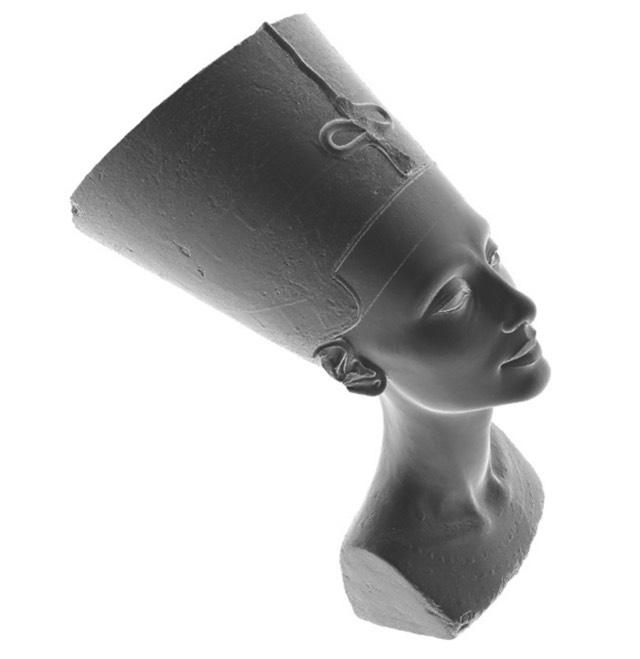 3d Nefertiti