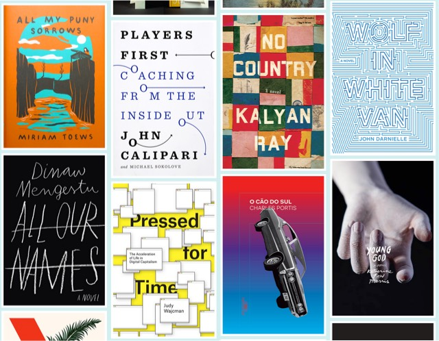 Book Cover Design Winners
