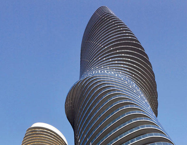 Best Tall Buildings In The World For 2012