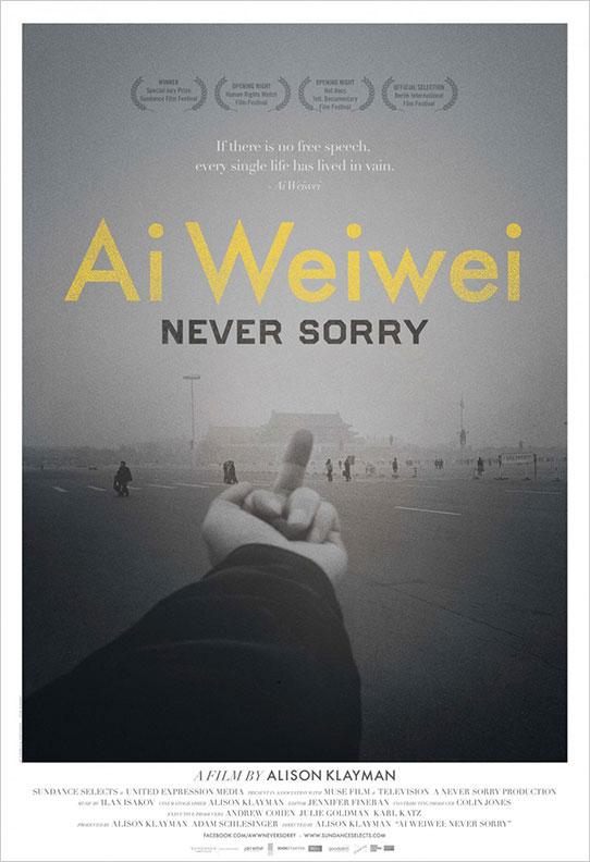 Ai Weiwei Poster