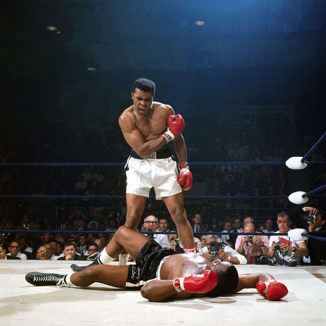 Ali Liston