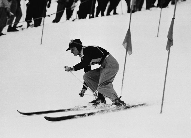 Andrea Mead Ski