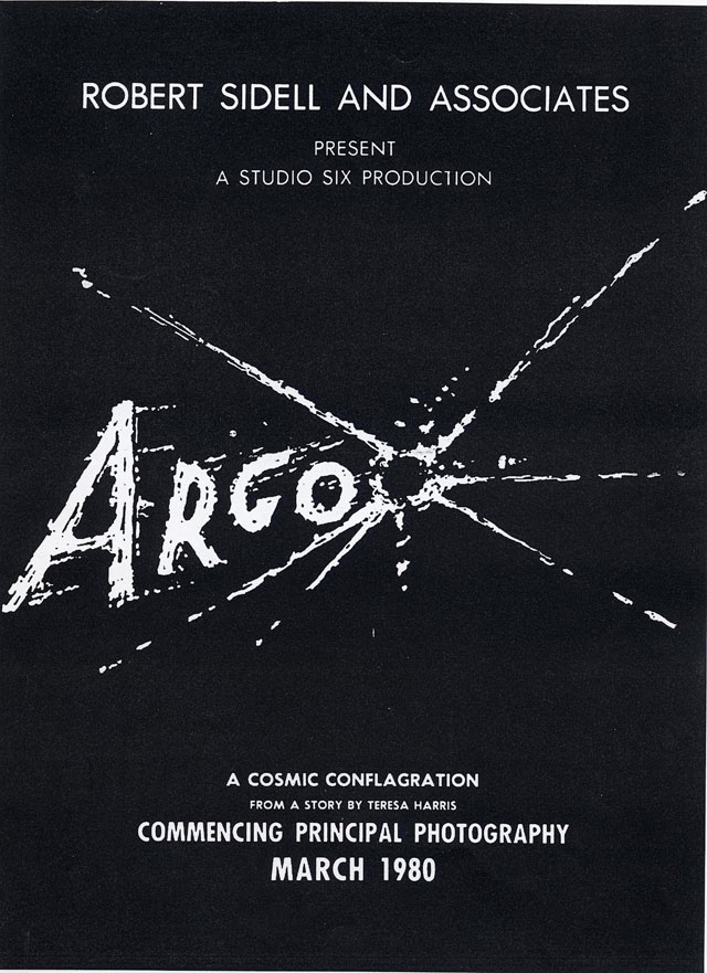 Argo Poster