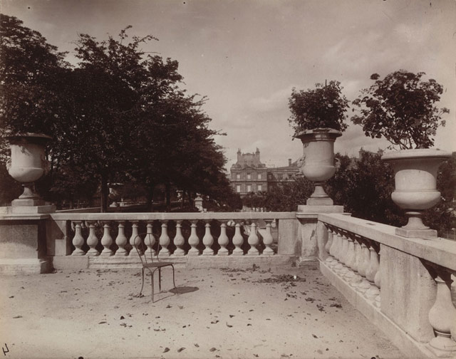Atget at MoMA