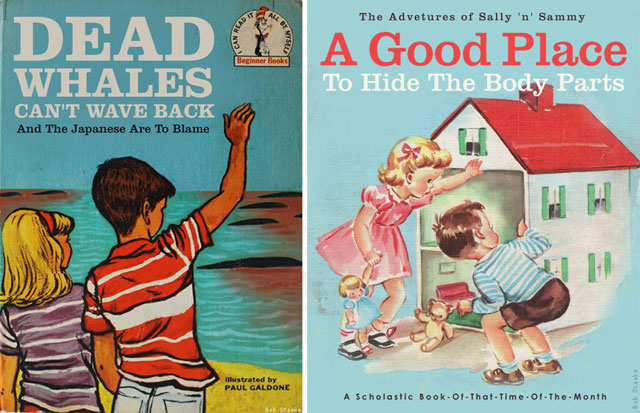 Bad Kids Books