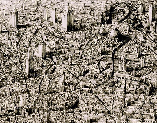 Ben Sack Map