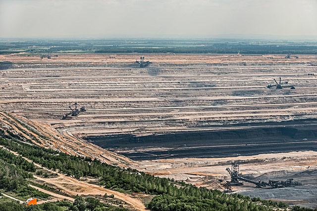 Bernhard Lang, Hambach Mine