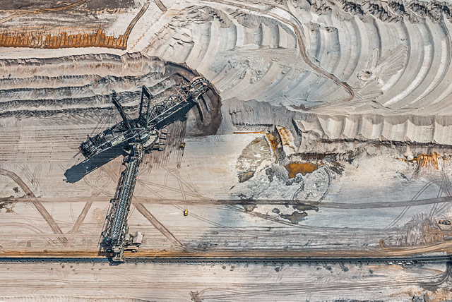 Bernhard Lang Hambach Mine