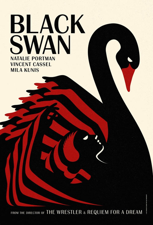 Black Swan movie poster 2011