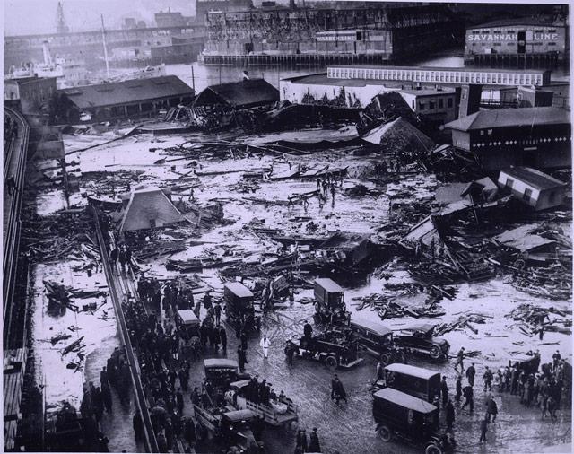 Boston Molasses Flood
