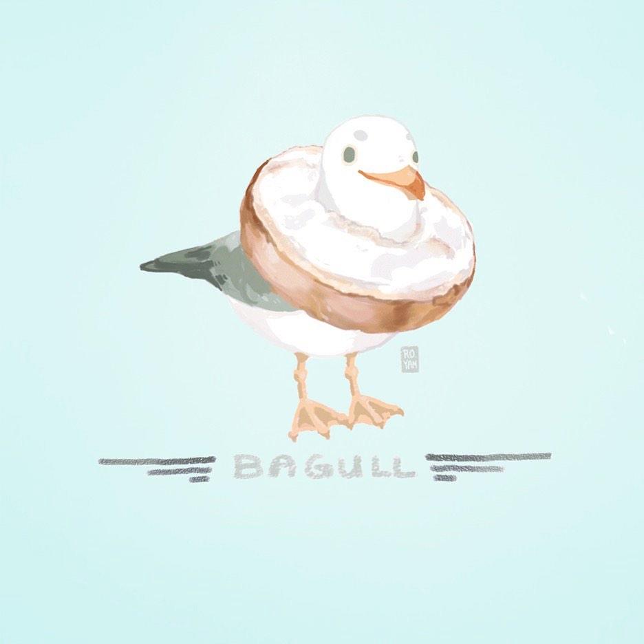 Bread Birds
