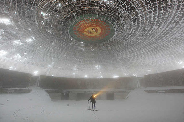 Buzludzha