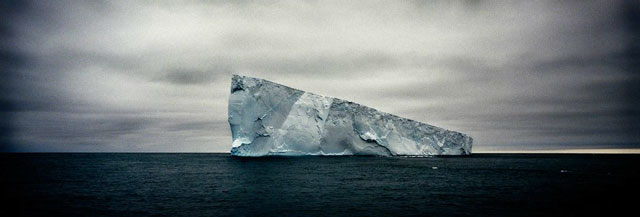 Camille Seaman Iceberg