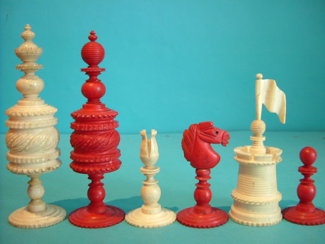 Chess Sets Barleycorn
