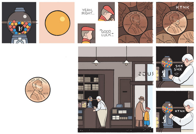 Chris Ware Penny