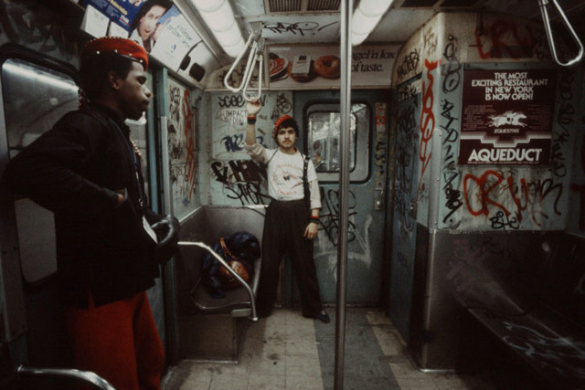 Christopher Morris, Subway