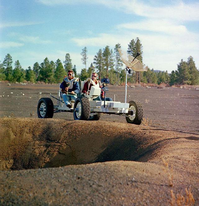 Cinder Lake NASA