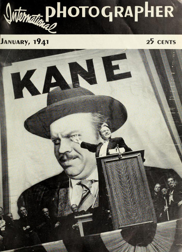 Citizen Kane Mag Cover