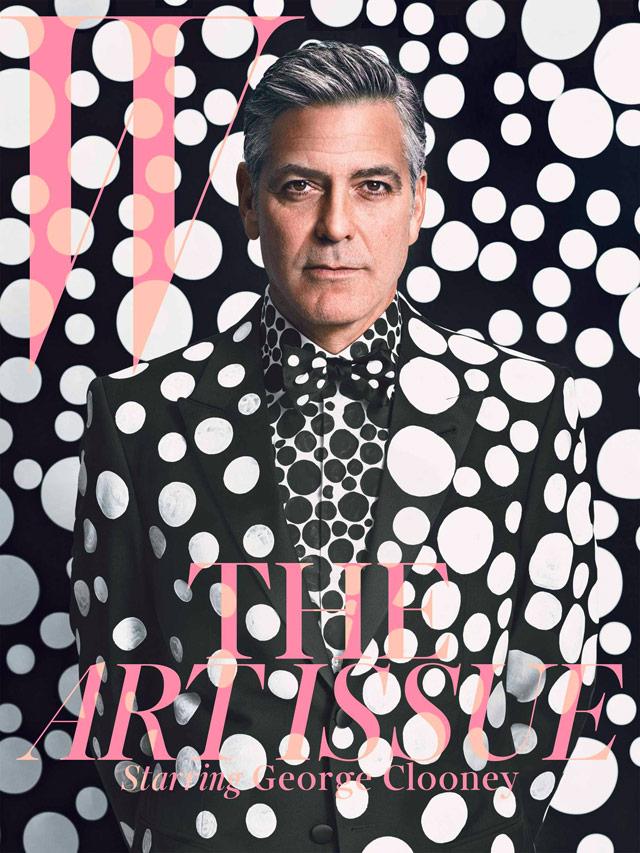 Clooney W Mag