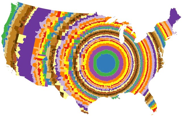 Concentric States