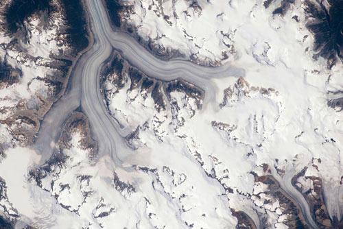 Cool glacier
