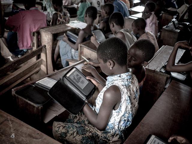 Craig Mod Ghana Kindle