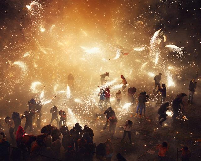 Crazy Fireworks 1
