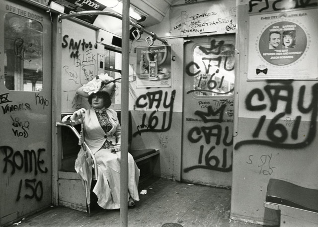 Cunningham Facades Subway