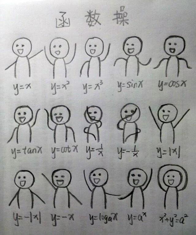 Dancing Math