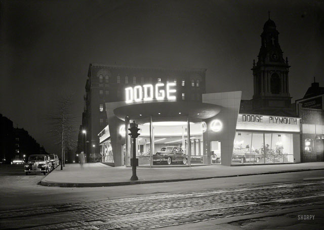 Dodge Dealership 1948