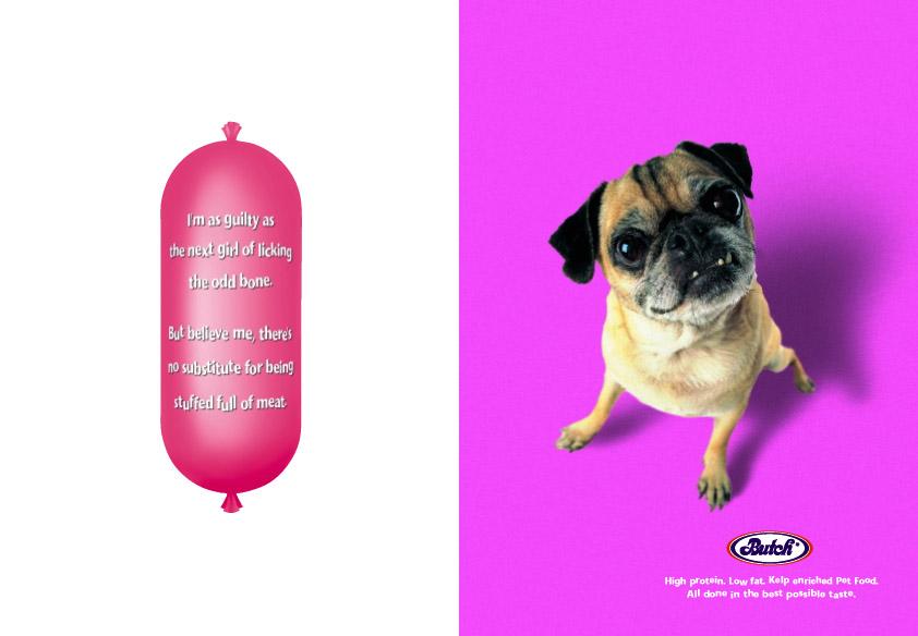 New Zealand Dog Food Ads