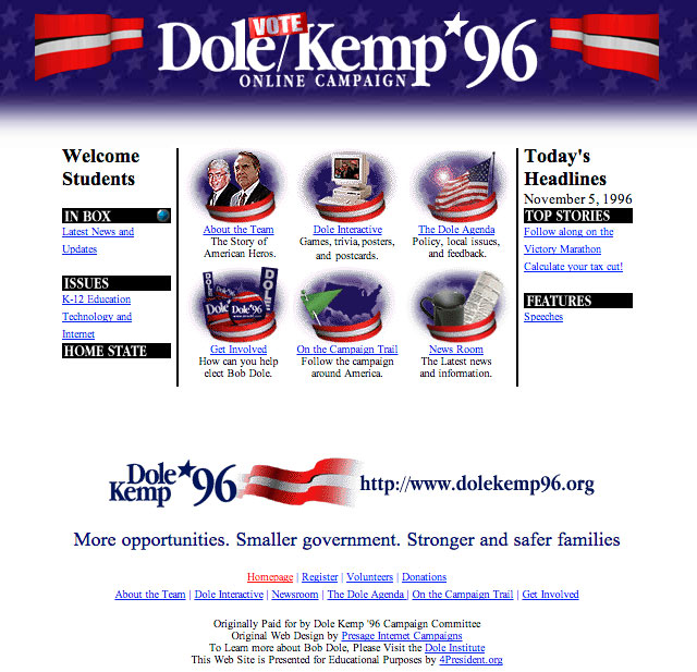 Dole Kemp 96