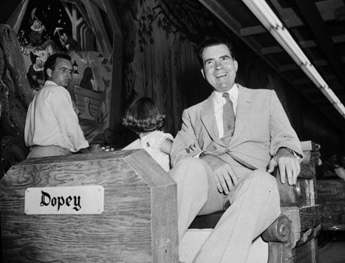 Dopey Nixon
