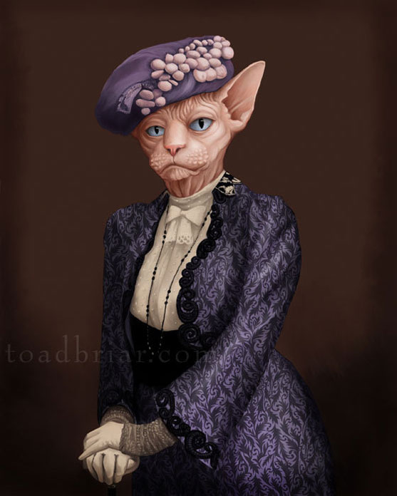 Dowager Catess