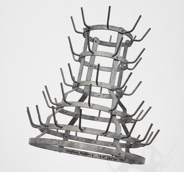 Duchamp Bottle Rack