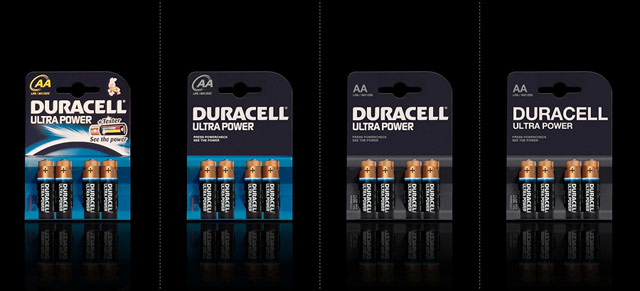 Duracell Brand Simple