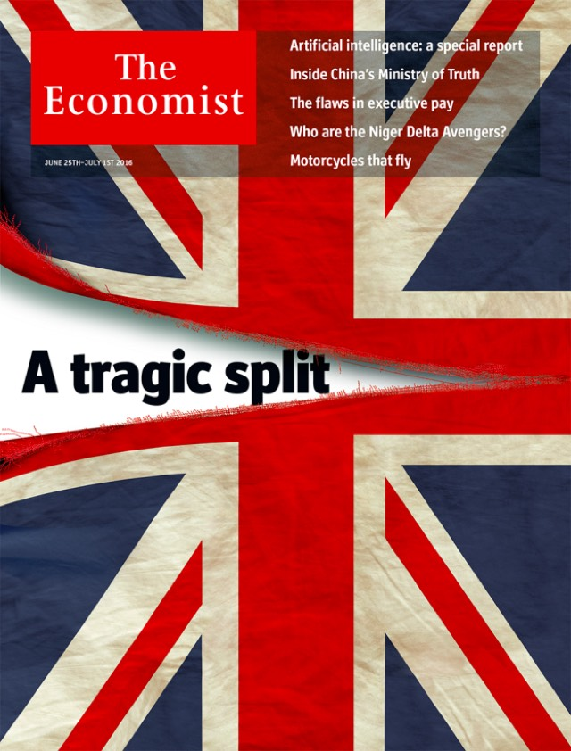Economist Brexit