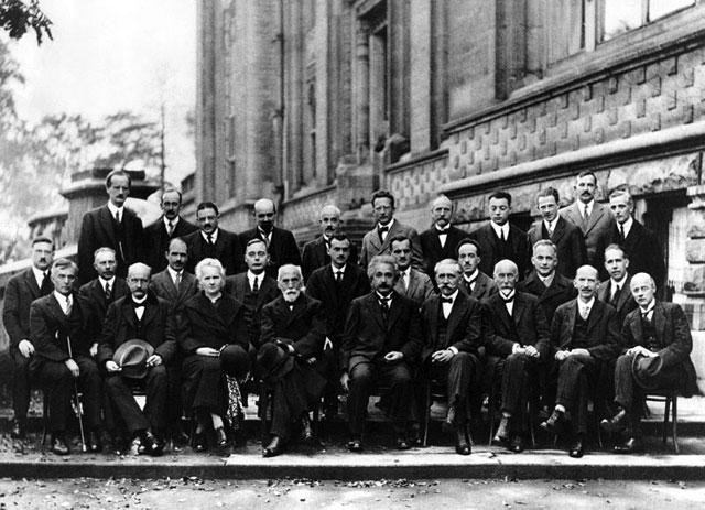Einstein Curie Planck