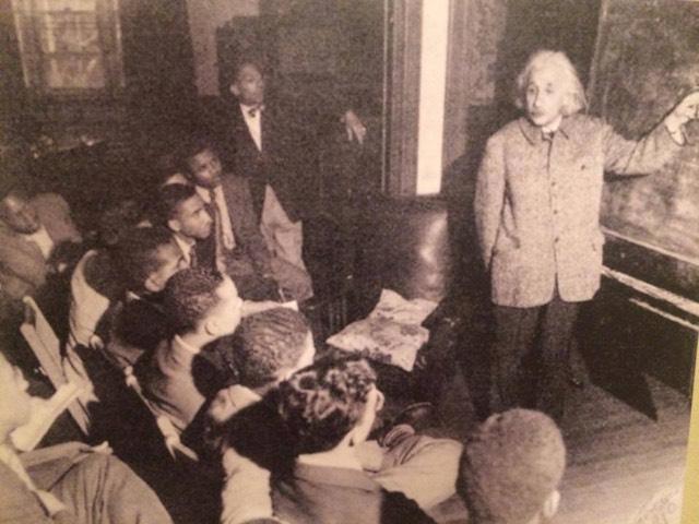 Einstein Lincoln University