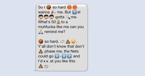 Emoji Kanye Jay-Z