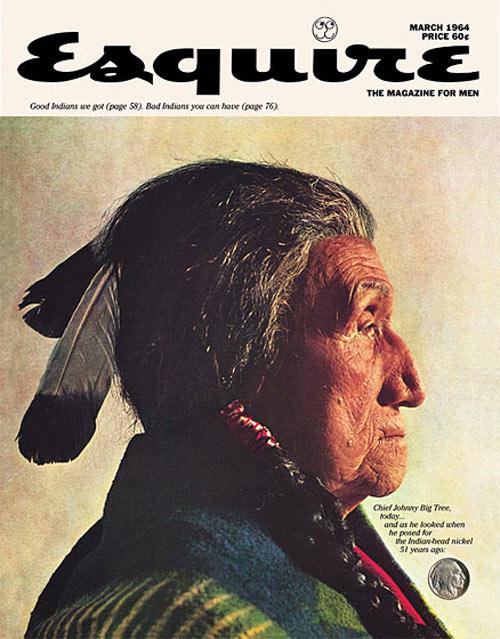 Esquire March 64