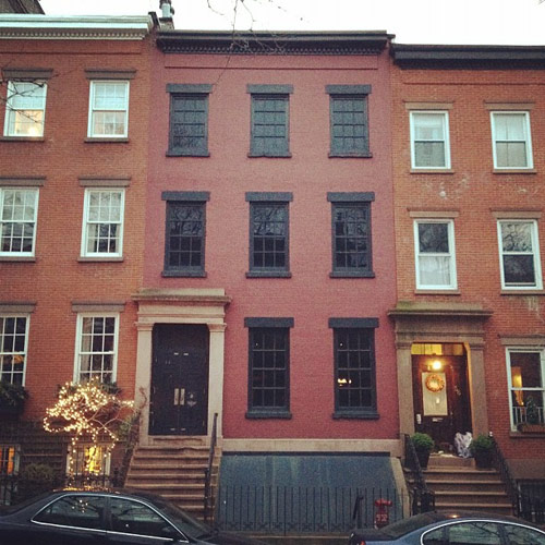 Fake Subway Townhouse