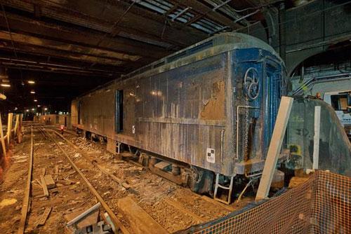 FDR train
