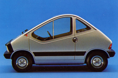 Fiat City Car