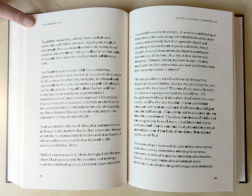 frankenstein essays bookrags